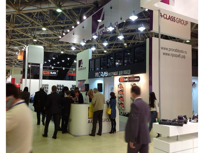 <a href='application-detail/35'>CLICK HERE - Light+Building 05-08 Kasım 2013 Moscow Russia  A-CLASS GROUP PRORAB    SHOW MORE<a/>