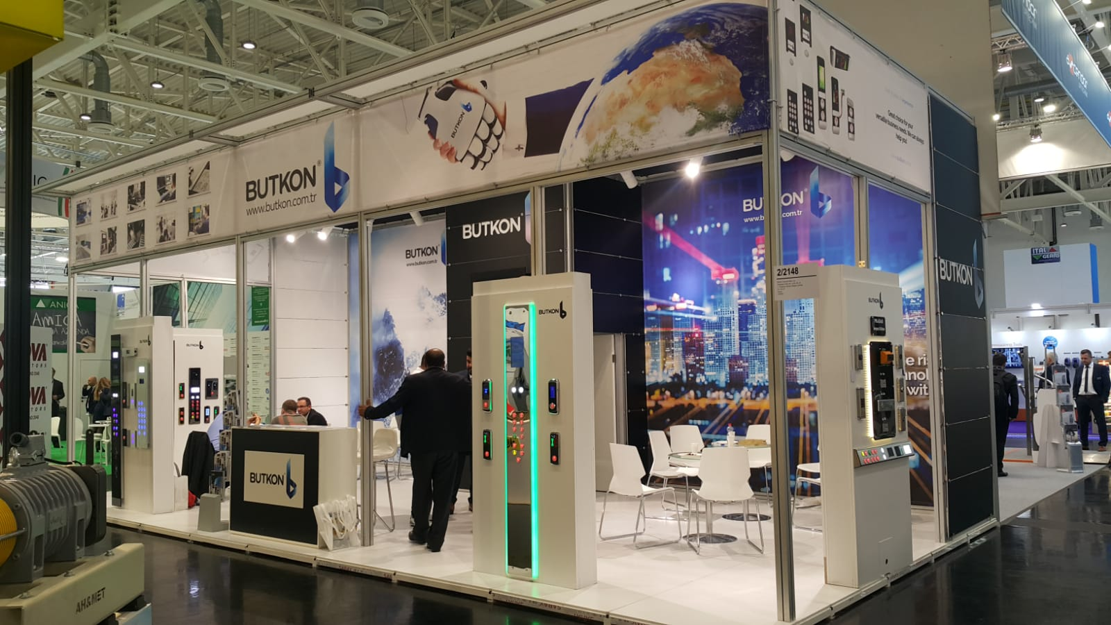 <a href='application-detail/183'>CLICK HERE - INTERLIFT 2019 AUGSBURG GERMANY BUTKON  STAND   SHOW MORE<a/>
