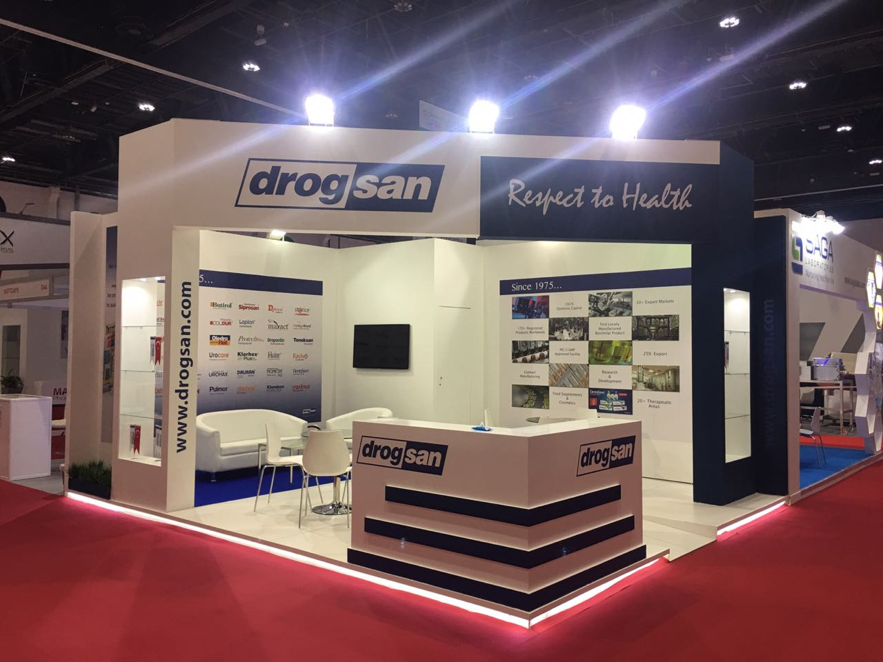 <a href='application-detail/148'>CLICK HERE - CPHI MIDDLE EAST 2018 ABU DHABI DROGSAN STAND   SHOW MORE<a/>