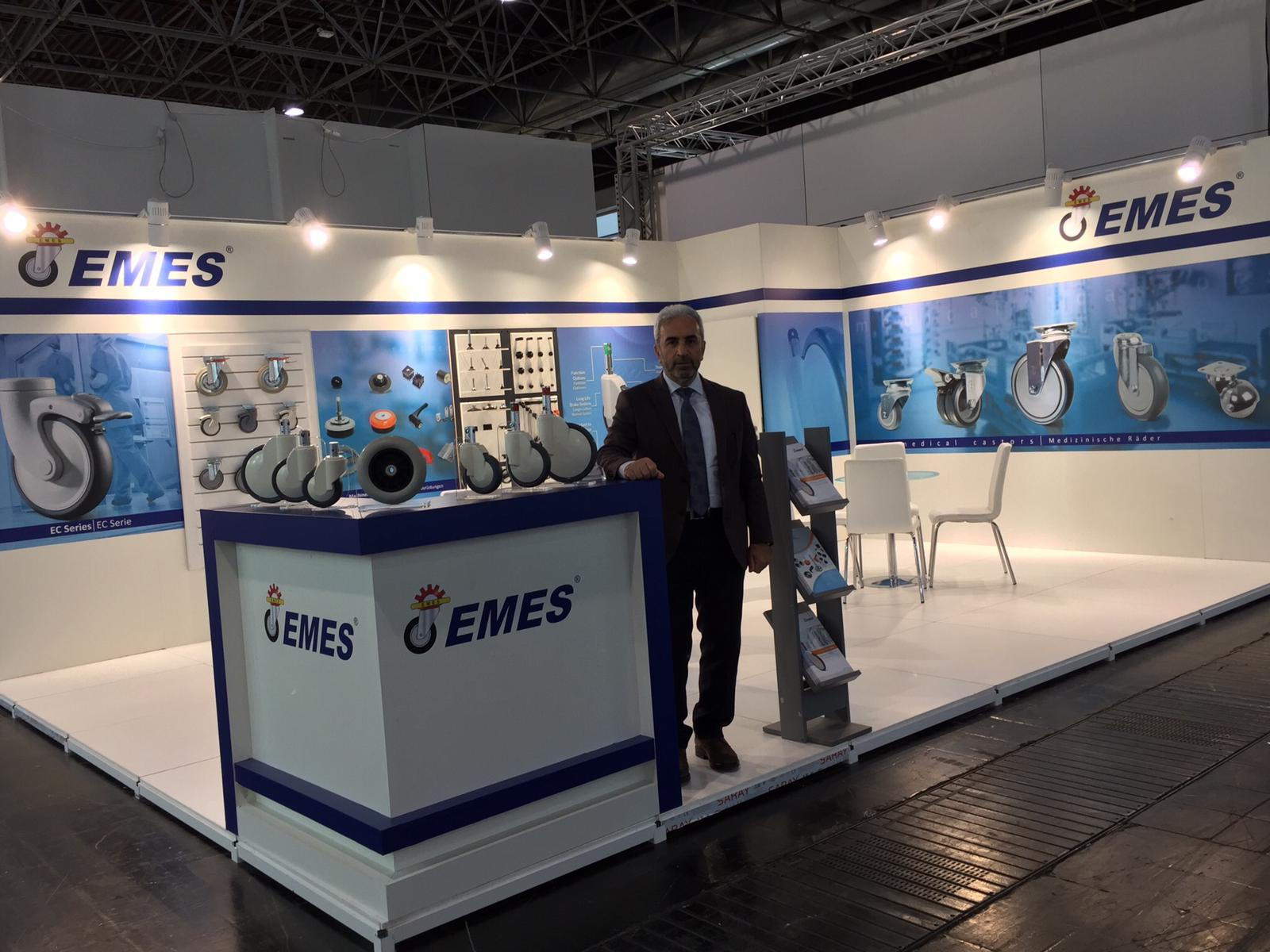 <a href='application-detail/187'>CLICK HERE - MEDICA DUSSELDORF GERMANY 2019 EMES STAND   SHOW MORE<a/>