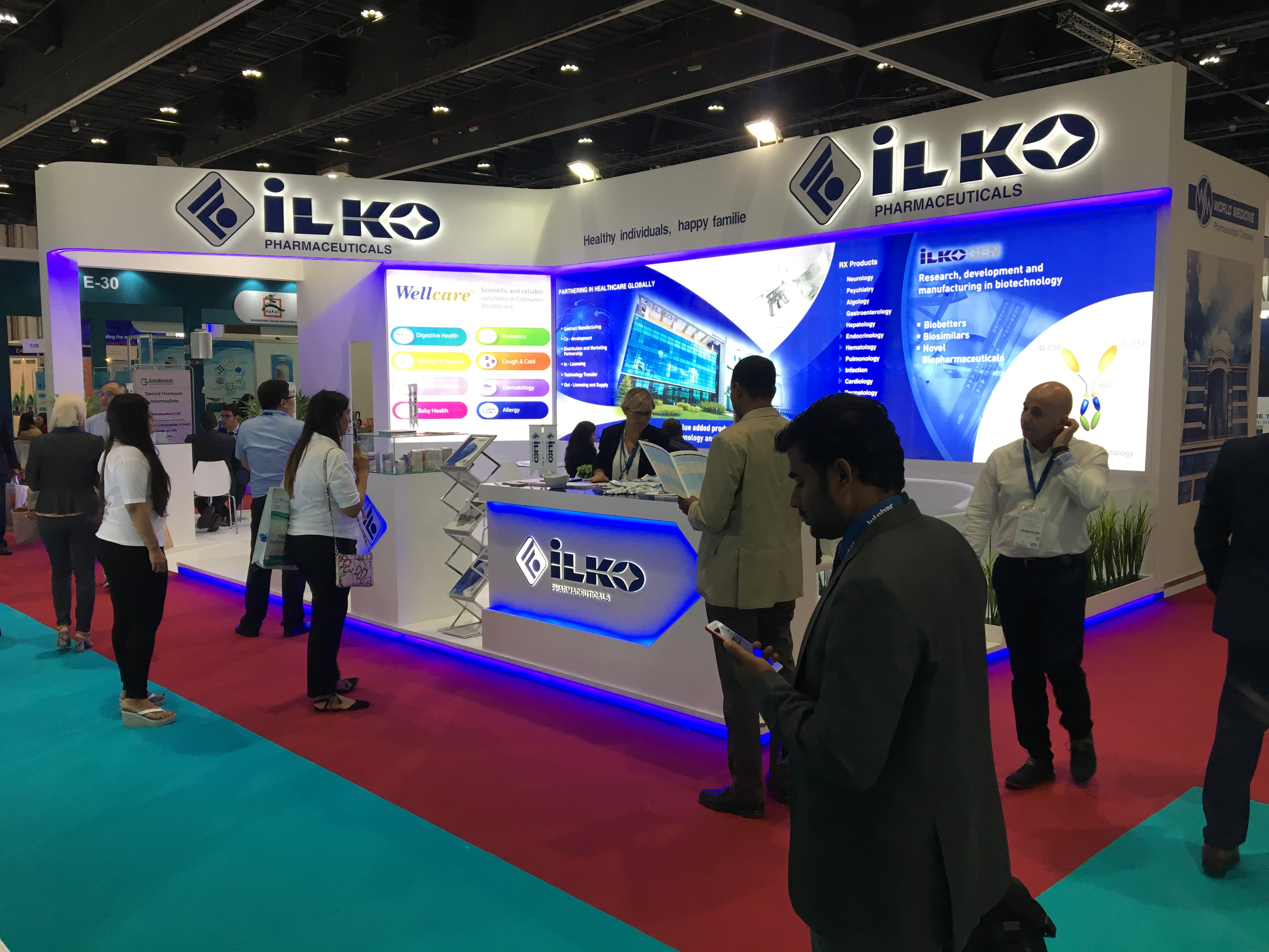 <a href='application-detail/146'>CLICK HERE - CPHI MIDDLE EAST 2018 ABU DHABI ILKO STAND    SHOW MORE<a/>