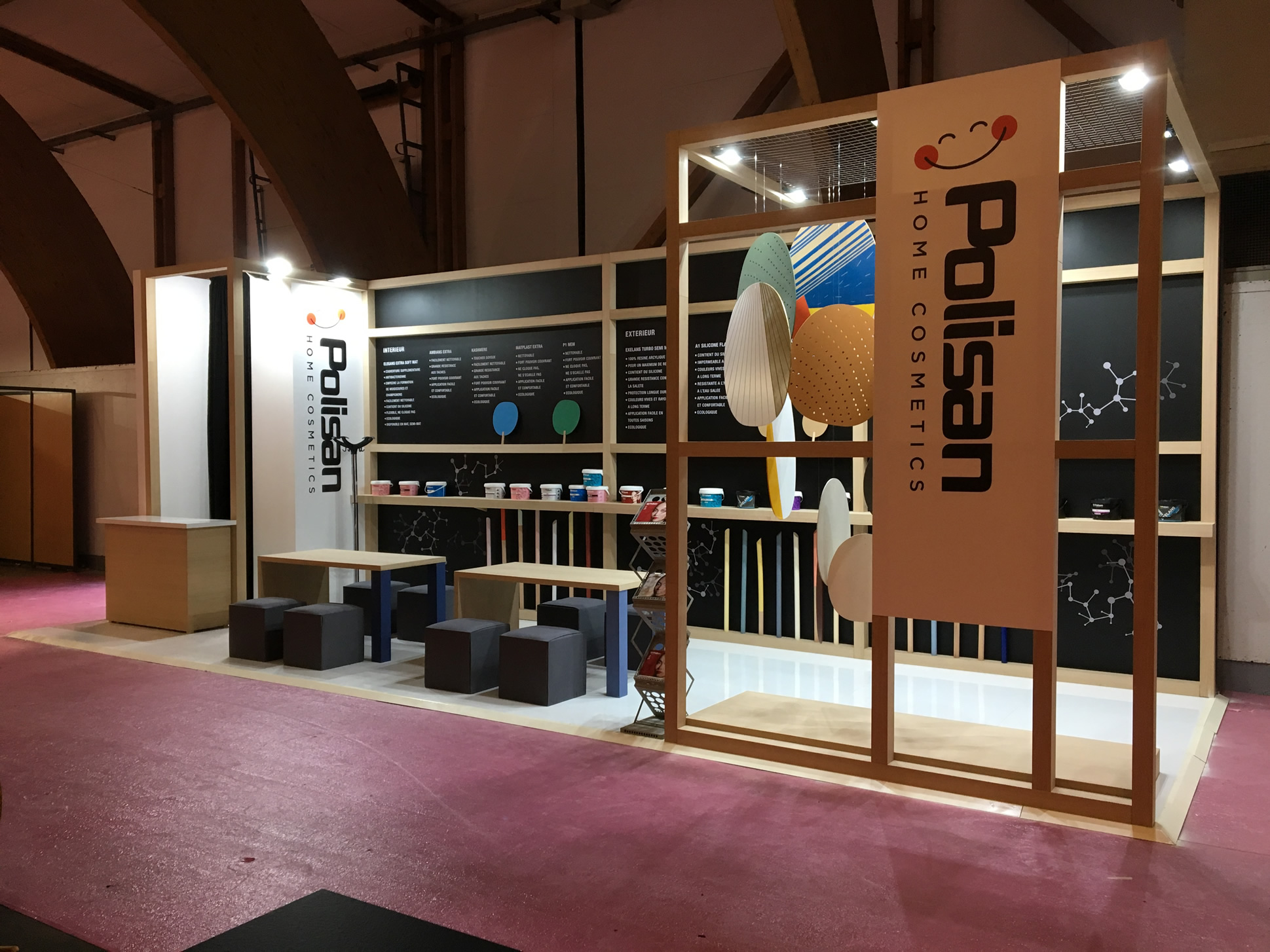 <a href='application-detail/152'>CLICK HERE - ARTIBAT 2018 RENNES FRANCE POLISAN STAND   SHOW MORE<a/>