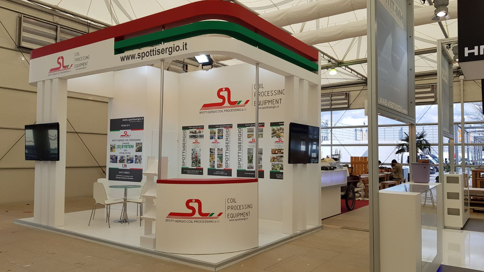 <a href='application-detail/143'>CLICK HERE - Wire Tube Dusseldorf Germany 2018 Spotti-Italy Stand   SHOW MORE<a/>