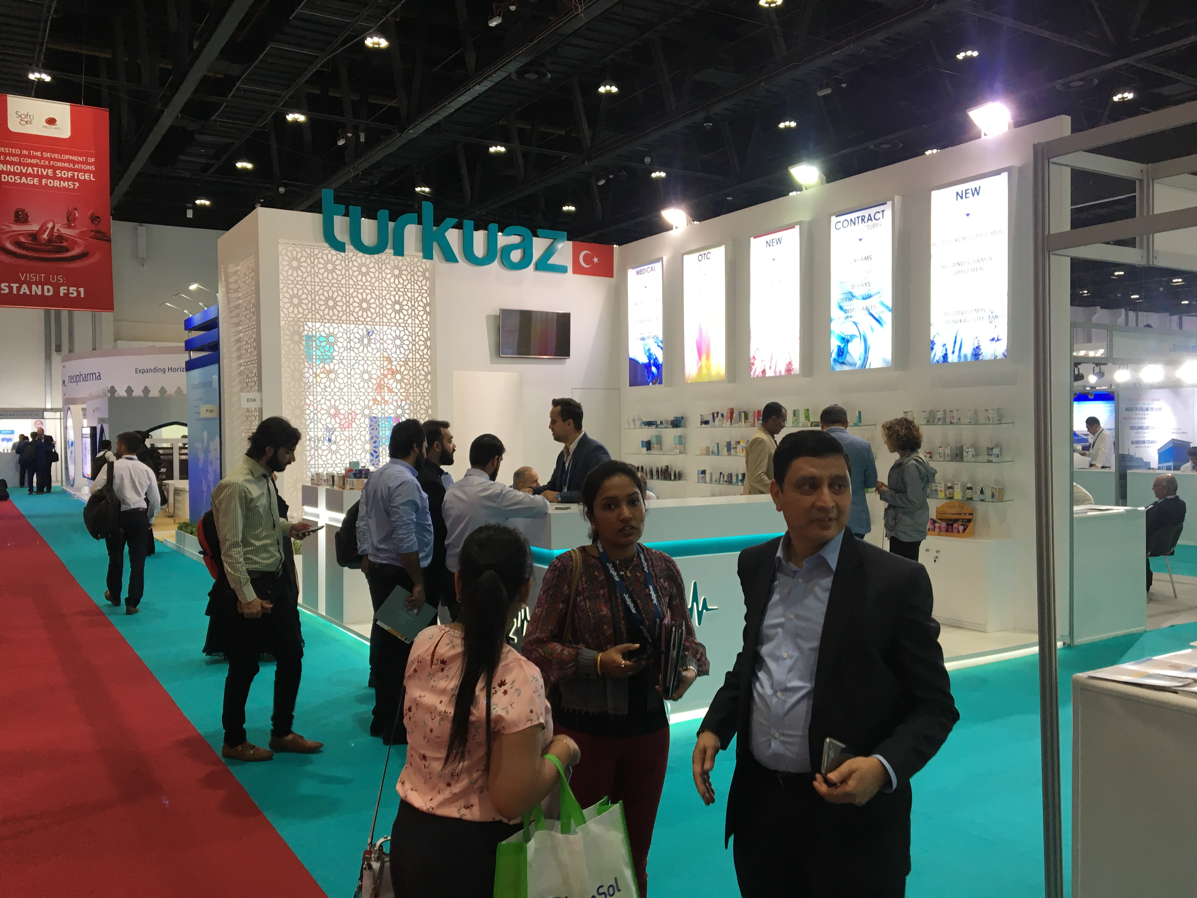 <a href='application-detail/147'>CLICK HERE - CPHI MIDDLE EAST 2018 ABU DHABI TURKUAZ STAND   SHOW MORE<a/>